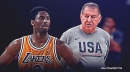 Kobe Bryant 'knew he was really special' at a young age, claims Jerry Colangelo