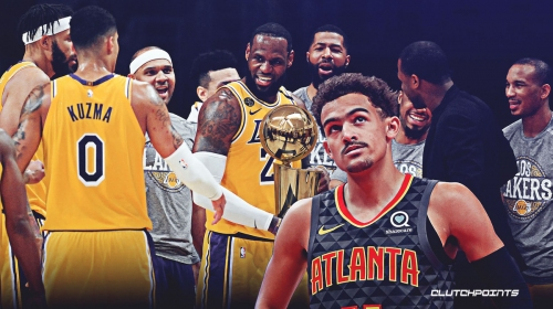 Trae Young explains why he felt the Lakers were championship bound