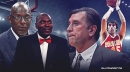 Hakeem Olajuwon, Clyde Drexler react to Rudy Tomjanovich's Hall of Fame nod