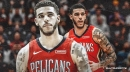 Pelicans G Lonzo Ball names his all-time starting 5