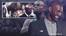 Celtics' Kevin Garnett gets emotional after Hall of Fame selection