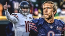 Nick Foles will beat out Mitch Trubisky for Bears' starting job, says former NFL player