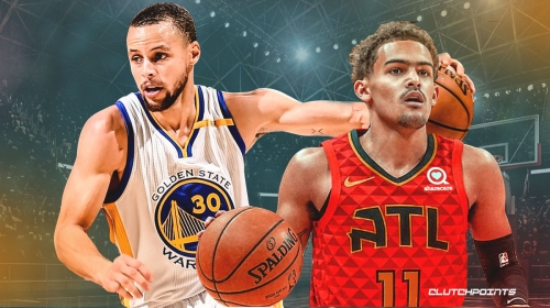 Trae Young claims he'll pass Stephen Curry as best shooter in the NBA in a year