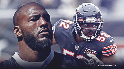 Bears' Robert Quinn wants to take advantage of playing with Khalil Mack