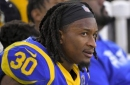 Falcons announce 1-year deal with RB Todd Gurley