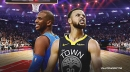Stephen Curry, Chris Paul discuss infamous 2015 crossover