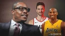 Kobe Bryant made Pau Gasol 'a Hall of Famer,' claims Paul Pierce