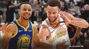 Stephen Curry jokes he doesn't play defense 'half the time'