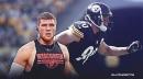 Derek Watt reveals why Steelers were the right fit