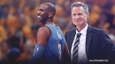 Chris Paul speaks out on viral 'fake laugh' moment with Steve Kerr