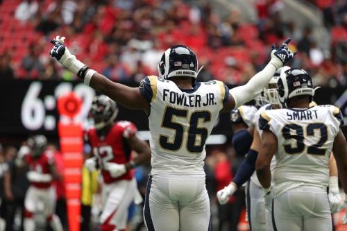 Thomas Dimitroff: Dante Fowler and Robert Quinn were two top Falcons pass rusher targets