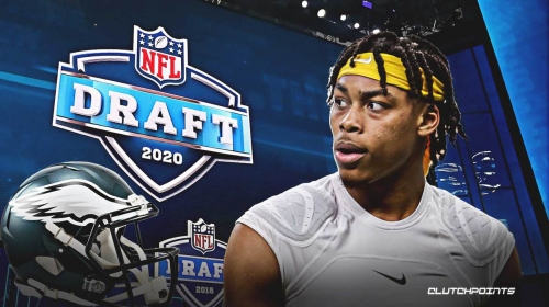 Why Justin Jefferson makes sense for the Eagles with the No. 21 pick in the 2020 NFL Draft