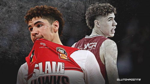 LaMelo Ball 'committed' to buy NBL Hawks after commish shuts down 'done deal'