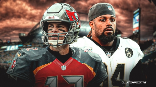 Saints' Cam Jordan shares his thoughts on Tom Brady joining the NFC South