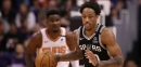 NBA Rumors: Brooklyn Nets Could Trade For DeMar DeRozan This Summer, 'Hoops Habit' Suggests