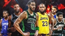 LeBron James, Kevin Durant still the top NBA players in Jayson Tatum's top 3