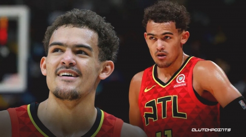 Trae Young makes unfair suggestion for NBA's H-O-R-S-E tournament
