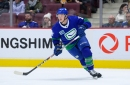 The Breakout Season of Vancouver Canucks Winger Jake Virtanen