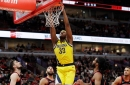 Pacers Myles Turner on his father contracting coronavirus and getting back on the court
