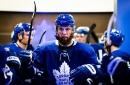 Maple Leafs defenceman Jake Muzzin enjoying the home life in Toronto