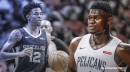 Pelicans' Zion Williamson acknowledges Ja Morant as Rookie of the Year frontrunner