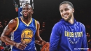 Warriors' Stephen Curry claims Draymond Green picks fights with teammates to get pumped up