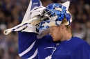 Thursday's FTB: Where in the world is Frederik Andersen