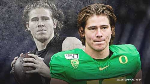 Chargers OC Shane Steichen comments on plan for new QB Justin Herbert