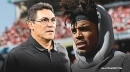 Redskins HC Ron Rivera shares thoughts on signing Cam Newton