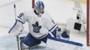 Maple Leafs' Jack Campbell using pause to 'come back an even better goalie'