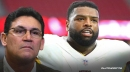 Redskins coach Ron Rivera opens up about replacing Trent Williams
