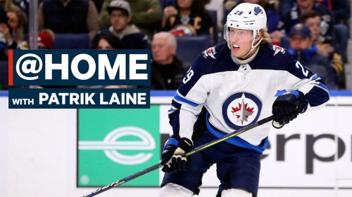 Patrik Laine on quarantining in Finland & reflecting on his career so far   @Home