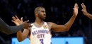 NBA Rumors: OKC Thunder 'Would Be Open' To Trade Chris Paul To Knicks For Frank Ntilikina And Reggie Bullock