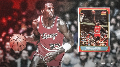 Michael Jordan rookie card's price now up to $51,000 thanks to docu-series hype
