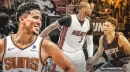 Suns' Devin Booker recalls sequence with Dwyane Wade as his 'Welcome to the NBA' moment