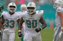 Dolphins trade former first round pick Charles Harris to Falcons