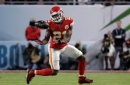 Chiefs' Reid on Breeland arrest: 'We'll let it play out'