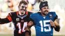 Gardner Minshew's prospect as Jacksonville's long-term starter