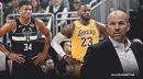 RUMOR: What LeBron James, Giannis Antetokounmpo really think about Jason Kidd