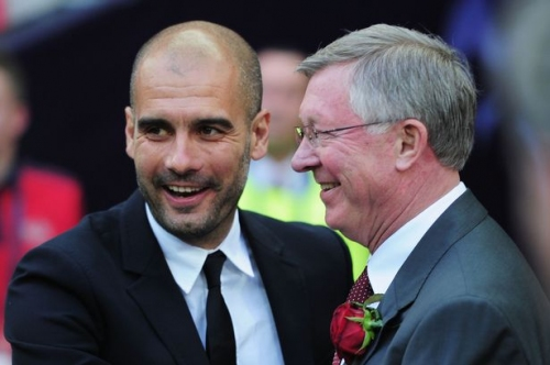 It's time for Guardiola to do at Man City what Ferguson did at United