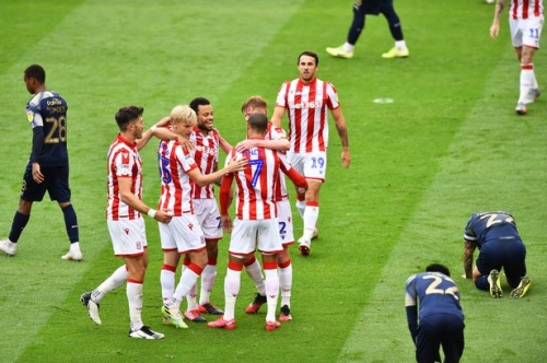 Backing for Stoke City winger and boost for duo ahead of Leeds United game