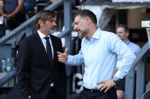 Slaven Bilic assesses Derby County ahead of West Brom clash