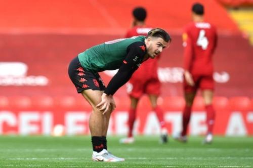 Grealish, Targett, Engels - Villa injury latest for Man United