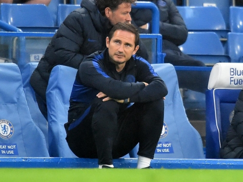 Frank Lampard's Chelsea have no margin for error as search for winning formula continues