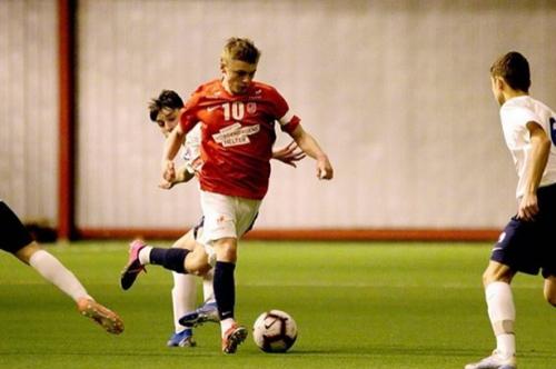 Isak Hansen-Aarøen makes professional debut ahead of Man United transfer