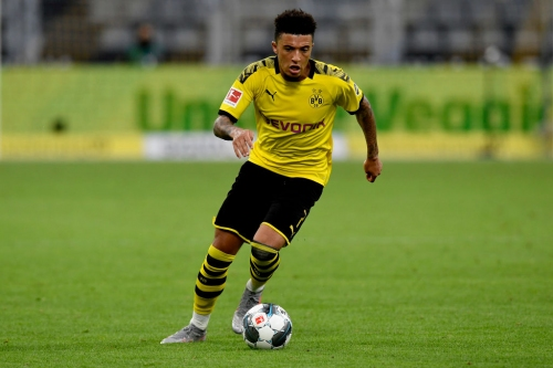 Borussia Dortmund set deadline for Man Utd to complete Jadon Sancho transfer