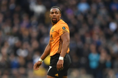 Man United have an 'interest' in Wolves winger Adama Traore