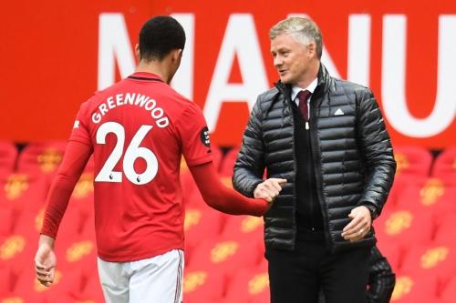 Luke Shaw backs Mason Greenwood to become a Manchester United legend