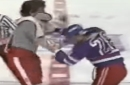 Flashback: 1992 line brawl between Detroit Red Wings and New York Rangers [Video]