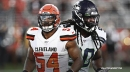 What does Olivier Vernon restructure mean for the Browns pursuit of Jadeveon Clowney?